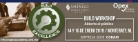 BUILD WORKSHOP 14 Y 15 ENERO 2019 MONTERREY